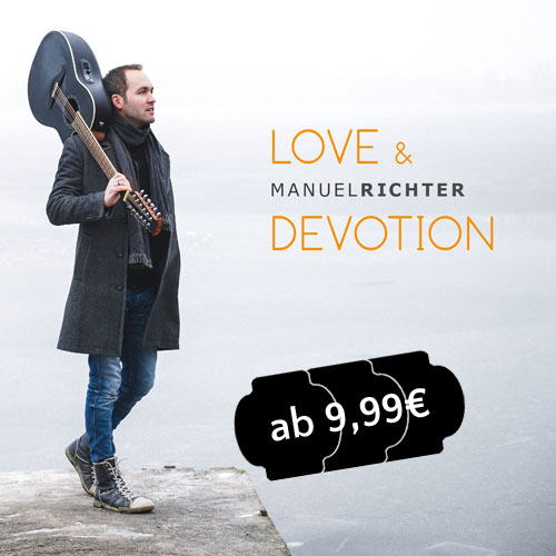 Cover Love & Devotion