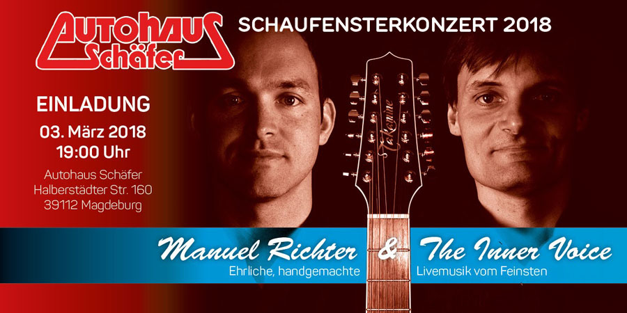 manuel richter livemusik handgemacht aus magdeburg. Black Bedroom Furniture Sets. Home Design Ideas